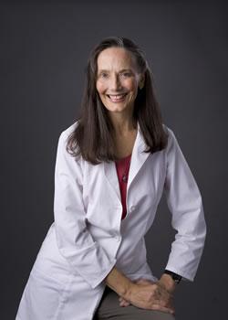 Portrait of Dr. Pat